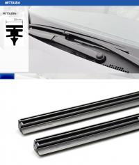 "Резинки щеток стеклоочистителей Nissan X-Trail (T32) 3 пок., (15-н.в.) (26""-650мм.+ 17""-425мм.)"