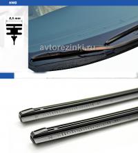 """Резинки ГИБРИДНЫХ щеток стеклоочистителей Subaru Outback V пок.(с 2015-) (26""""-650мм.+ 17""""-425мм.)"""