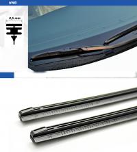 Резинки ГИБРИДНЫХ щеток стеклоочистителей Toyota RAV-4 (2012-2018г.) 650 мм. + 400 мм.