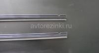 Резинки бескаркасных щеток стеклоочистителей Volkswagen Golf7 (2012г.в.- н.в.) 650 мм.+450 мм.