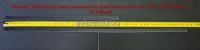 """Резинки ГИБРИДНЫХ щеток стеклоочистителей Toyota Auris 1 пок., (06-12) (26""""-650мм.+ 16""""-400мм.)"""