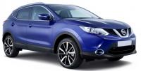 """Резинки щеток стеклоочистителей Nissan Qashqai 2 пок., (13-н.в.) (26""""-650мм.+ 17""""-425мм.)"""