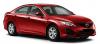 Резинки ГИБРИДНЫХ щеток стеклоочистителей Mazda 6 II пок. (2007г.-2012г.) 600мм.+400мм.