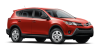 Резинки ГИБРИДНЫХ щеток стеклоочистителей Toyota RAV-4 (2012-2019г.) 650 мм. + 400 мм.