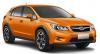 Резинки ГИБРИДНЫХ щеток стеклоочистителей Subaru XV (2012г.-2017г. ) (650мм.+400мм.)