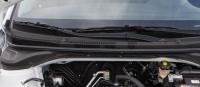 Резинки КАРКАСНЫХ щеток стеклоочистителей Hyundai Solaris 2пок.(2017 г. - )   600мм.+400мм.